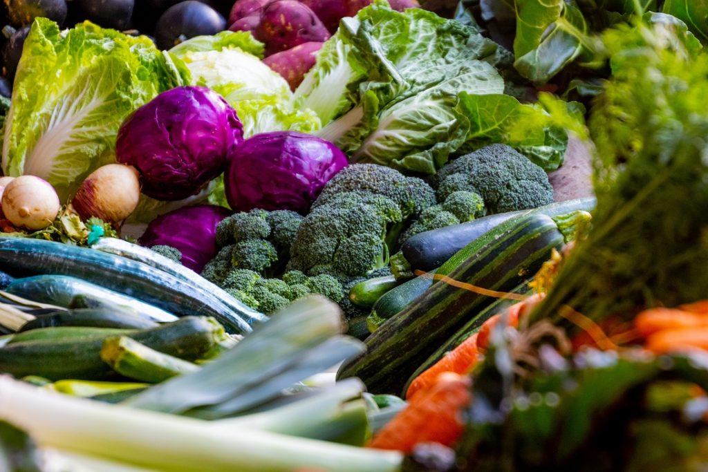 Warzywa Sobota Targ